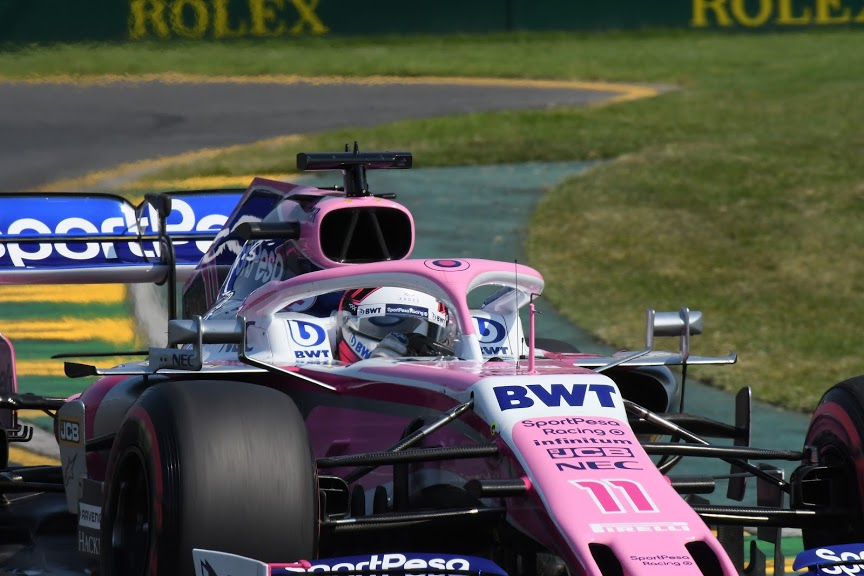 16 MARCH 2019 AUSTRALIAN GP – QUALIFYING – SportPesa Racing